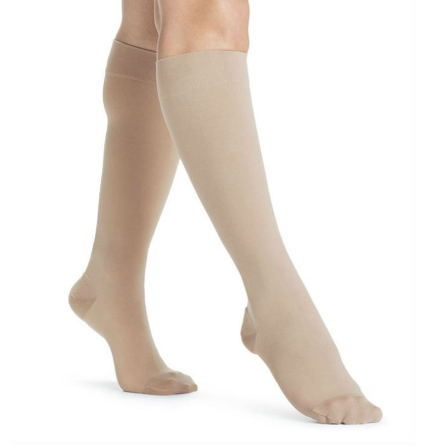 6283922c8 Access High Compression Stocking Thigh 20-30mmHg Women Closed Toe