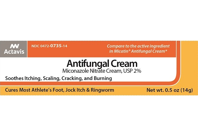 Antifungal Cream Miconazole Nitrate Cream 2% 30gm