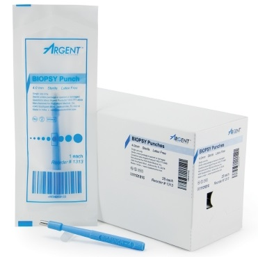 Biopsy Punch 4.0mm Disposable