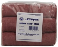 Brown Cling Gauze (Non-Sterile) 3