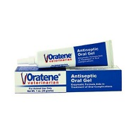Oratene Anticeptic Gel 1oz