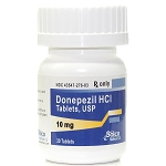 Donepezil HCl Tabs 10mg #30