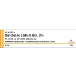 Diclofenac Sodium Gel 3% 100gm