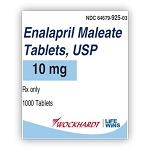 Enalapril Maleate Tabs 10mg #1000