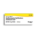 Erythromycin Ophthalmic Ointment 0.5% 3.5gm