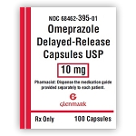 Omeprazole Delayed Release Caps 10mg #100