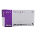Nitrile Exam Gloves Comfort Formulation (Powder-Free) (Medium) 200/box