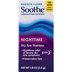Soothe Lubricant Eye Oint 3.5g (Artificial Tears)