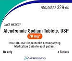 Alendronate Sodium Tabs 70mg #4