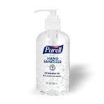 Purell Hand Sanitizer Pump 8oz 12/cs