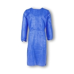 Isolation Gown Level 3 (Large / Cuffed / Blue) each