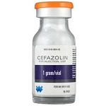 Cefazolin for Injection 1g Vial