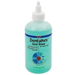 Dentahex Oral Rinse 8oz
