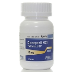 Donepezil HCl Tabs 10mg #90