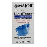 Liquitears Lubricant Eye Drops 15mL