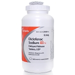 Diclofenac Sodium Delayed Release 50mg #1000