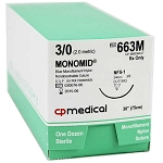 Monomid Suture 3/0 NFS-1 30
