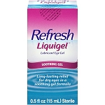 Refresh Liquigel Eye Drops 1% 15mL (exp 1/31/20)