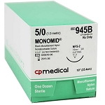 Monomid Suture 5/0 NFS-2 10