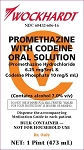 Promethazine w/ Codeine Syrup 473mL