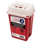 Sharps Container Slide Lid 1 Quart