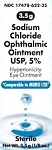Sodium Chloride 5% Ointment 3.5 g