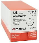 Monoswift Suture 4/0 NSH 30