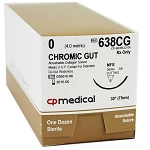Chromic Gut Suture 0 NFS 30
