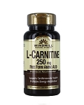 L-Carnitine Caps 250mg #50