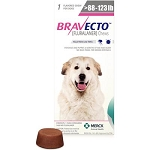Bravecto™ Chew Tabs 1400mg 88-123lbs 1 Dose