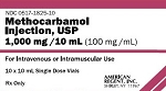 Methocarbamol 100mg/mL 10mL