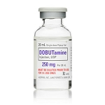 Dobutamine Inj 12.5mg/mL 20mL 1/ea