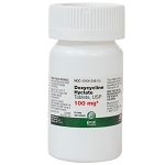 Doxycycline Hyclate Tabs 100mg #500