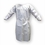 Isolation Gown Level 3 (Large / Cuffed / White) each