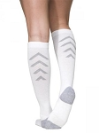 Athletic Recovery Sock Calf Unisex Closed Toe