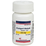 Enalapril Maleate Tabs 2.5mg #100