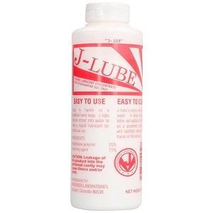 J-Lube Obstetrics Lubric Powder for Pets 10oz