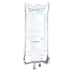 Lactated Ringers 1000mL 1/bag