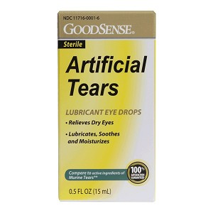 Artificial Tears Solution 15mL