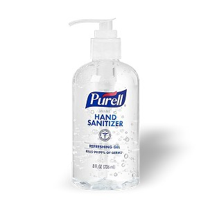 Purell Hand Sanitizer Pump 8oz