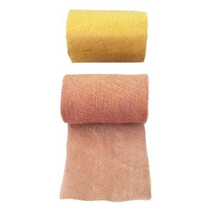 "Brown Gauze Roll 3"" x 5yds #12/pack"