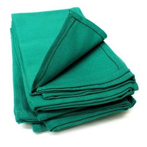 "Surgical Towels 18"" x 33"" Blue 12/pack"