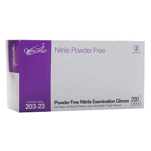 Nitrile Exam Gloves Comfort Formulation (Powder-Free) (Small) 200/box