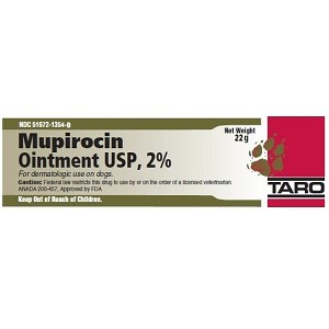 Mupirocin Ointment 2% 22gm (For Dogs)